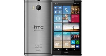 HTC revela versão do One M8 rodando Windows Phone 8.1