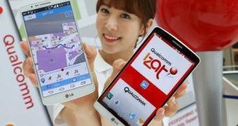 G3 será o primeiro smart LG a vender 10 milhões de unidades
