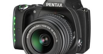 Pentax KS-1 — luzinhas piscando