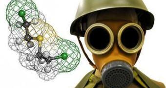 O desafio de transformar armas químicas em lixo comum
