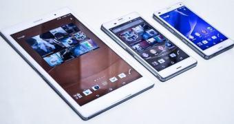IFA 2014: Sony lança linha Xperia Z3 e modelo de entrada E3