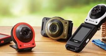 Casio EX-FR10 — nova action camera no mercado