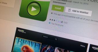 Amazon traz app de video para o Android
