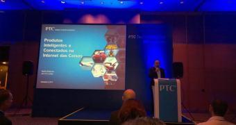 PTC Tech Day — Internet Das Coisas, muito além da geladeira-spammer
