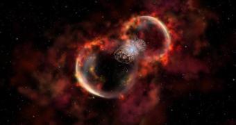 Viva rápido, morra jovem em termos astronômicos
