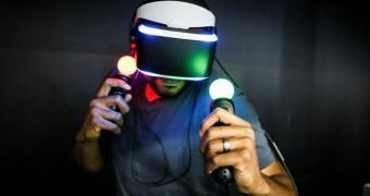 Sony diz que Project Morpheus está 85% pronto