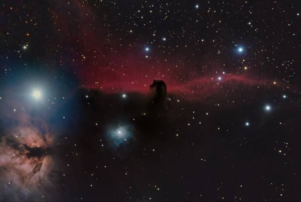 The-Horsehead-Nebula-IC-434-©-Shishir-Shashank-Dholakia