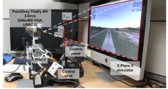 Pesquisadores ensinam um robô a pilotar aviões em um simulador