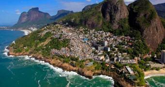 Google e Microsoft começam a mapear favelas cariocas