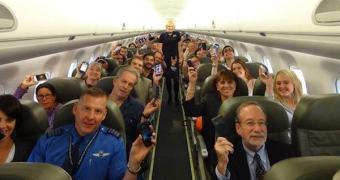 Comissários querem que passageiros parem de usar gadgets durante pousos e decolagens