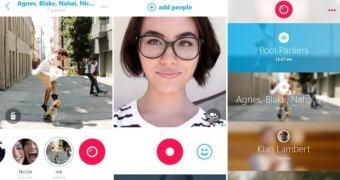 Skype Qik, o app de mensagens de vídeo da Microsoft