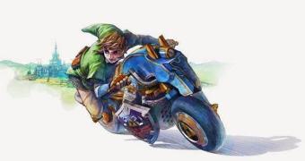 Um The Legend of Zelda com motos? Pode ser que dê certo