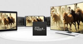 Exynos 7 Octa, o novo chip de 64 bits da Samsung