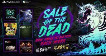 PS Store oferece descontos para diversos jogos de terror
