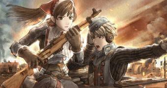 Valkyria Chronicles será lançado para PC