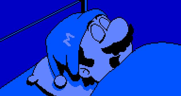 sleeping-mario