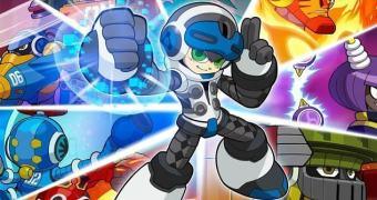Herói do Mighty No. 9 será um pouco menos parecido com o Mega Man