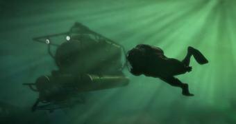 """Quando surge um """"documentário"""" sobre a vida marinha do GTA V"""