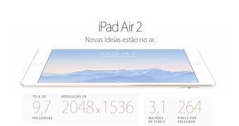 Apple Brasil começa a vender os novos iPads por aquele precinho especial