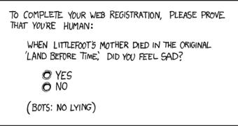 Novo sistema de IA do Google vai enfim substituir o CAPTCHA