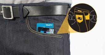 Que tal um jeans com Firewall e certificação Norton?