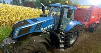 Mad Catz lançará controle para simulador… de fazendas!