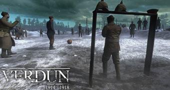 Verdun, o FPS que recriará a Trégua de Natal de 1914