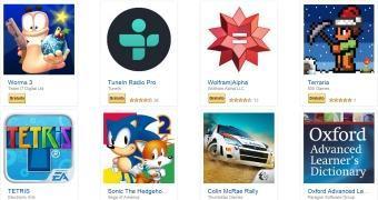 Amazon oferece 40 apps gratuitos e vários descontos generosos