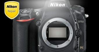 NIkon se pronuncia sobre defeito apresentado pela D750