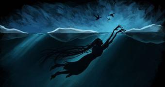 Beneath Floes, uma assustadora e gratuita história interativa