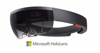 Microsoft HoloLens — divirta-se você com sua hoverboard boboca