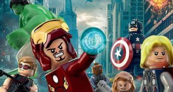 Warner anuncia LEGO Jurassic World e LEGO Marvel's Avengers