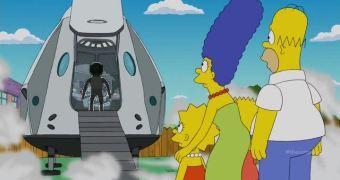 Quem foi parar nos Simpsons? E