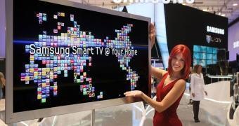 TVs da Samsung estão forçando ads em apps de streaming