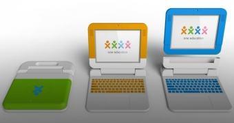 Agora vai! OLPC XO Infinity, um híbrido tablet/laptop modular