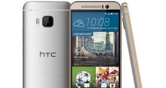 Surgem imagens do M9, o próximo top de linha da HTC