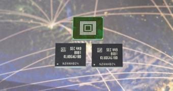 Samsung apresenta memória Flash ultra-rápida para smartphones de ponta
