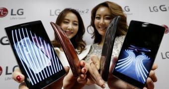 LG G4 pode acabar com uma tela curva também