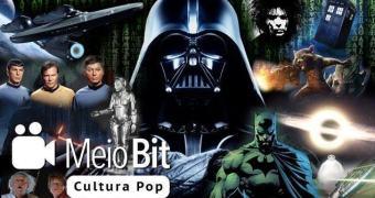 Meio Bit Pop com o melhor do cinema, séries de TV & quadrinhos!