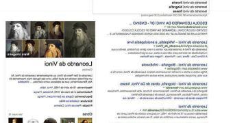 Primeiro de abril: elgooG, uma versão do Google ao contrário!