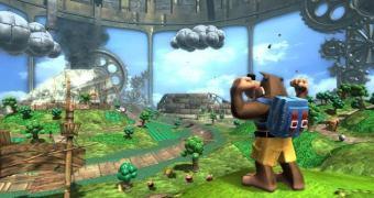 Chefe do Xbox gostaria de ver Banjo e Kazooie no Super Smash Bros.