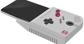 Acessório transformará o iPhone num Game Boy