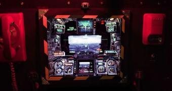 B.S.B.B. Mk II, um incrível cockpit para o Steel Battalion