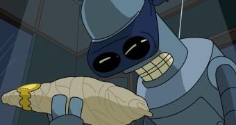 O Robô maconheiro da Deep Web ou: Age Of Bender
