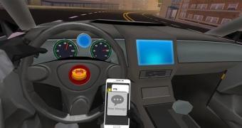 Jogo mostra os riscos de dirigir e usar o celular ao mesmo tempo
