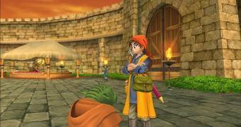 3DS ganhará versão melhorada do Dragon Quest VIII