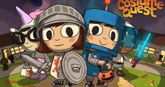 Criadores de Hora da Aventura farão desenho sobre Costume Quest
