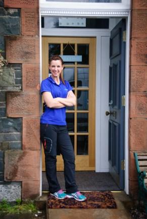 Melanie Riley - massage therapist in Peebles