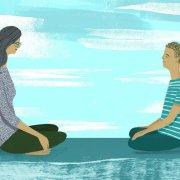 Hypnose vs. méditation