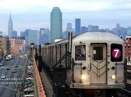 seven train nyc